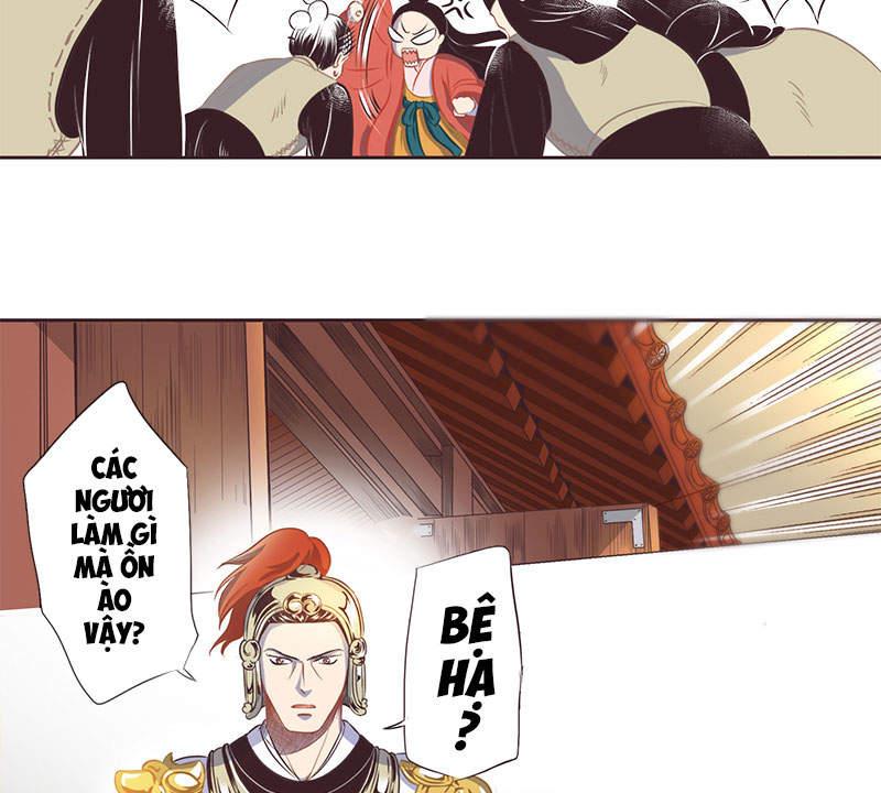 Cánh Hoa Trôi Giữa Hoàng Triều - Chương 10 - 20