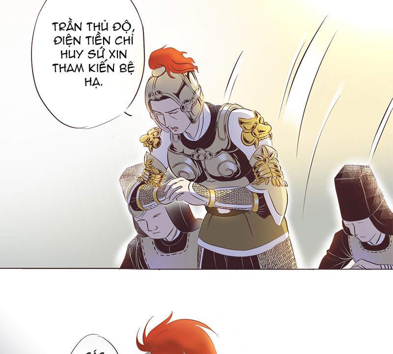 Cánh Hoa Trôi Giữa Hoàng Triều - Chương 10 - 25