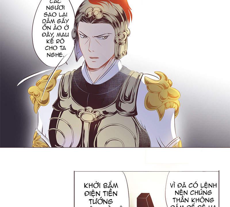 Cánh Hoa Trôi Giữa Hoàng Triều - Chương 10 - 26