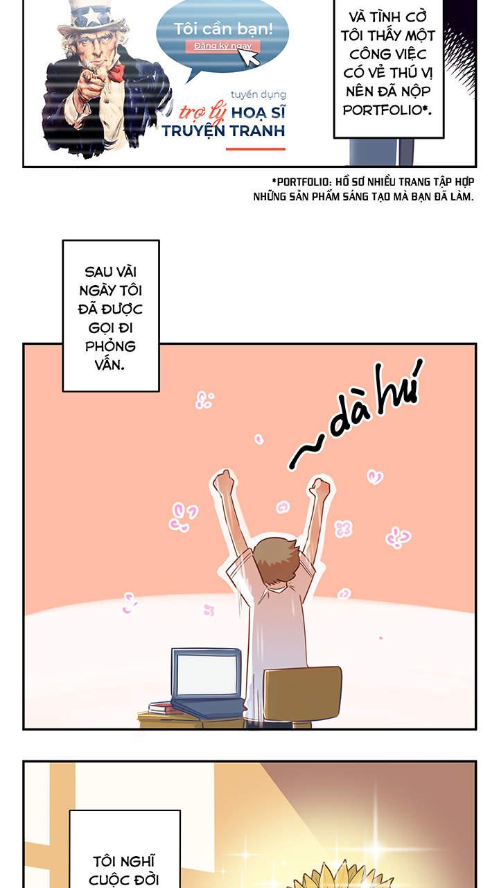 Chương 1: Lý do nghỉ việc (1) - 1