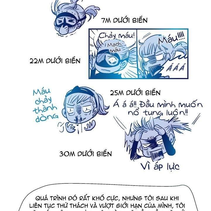 Logbook - Nhật Ký Thợ Lặn - Chương 54 - 22