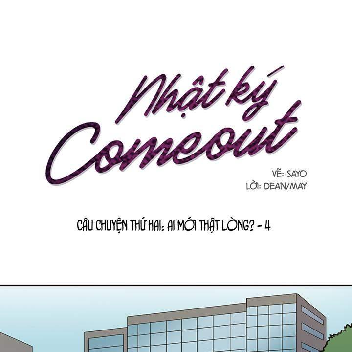Nhật Ký Comeout - Chương 8 - 4