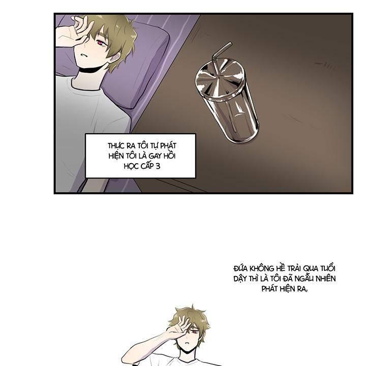 Nhật Ký Comeout - Chương 9 - 1