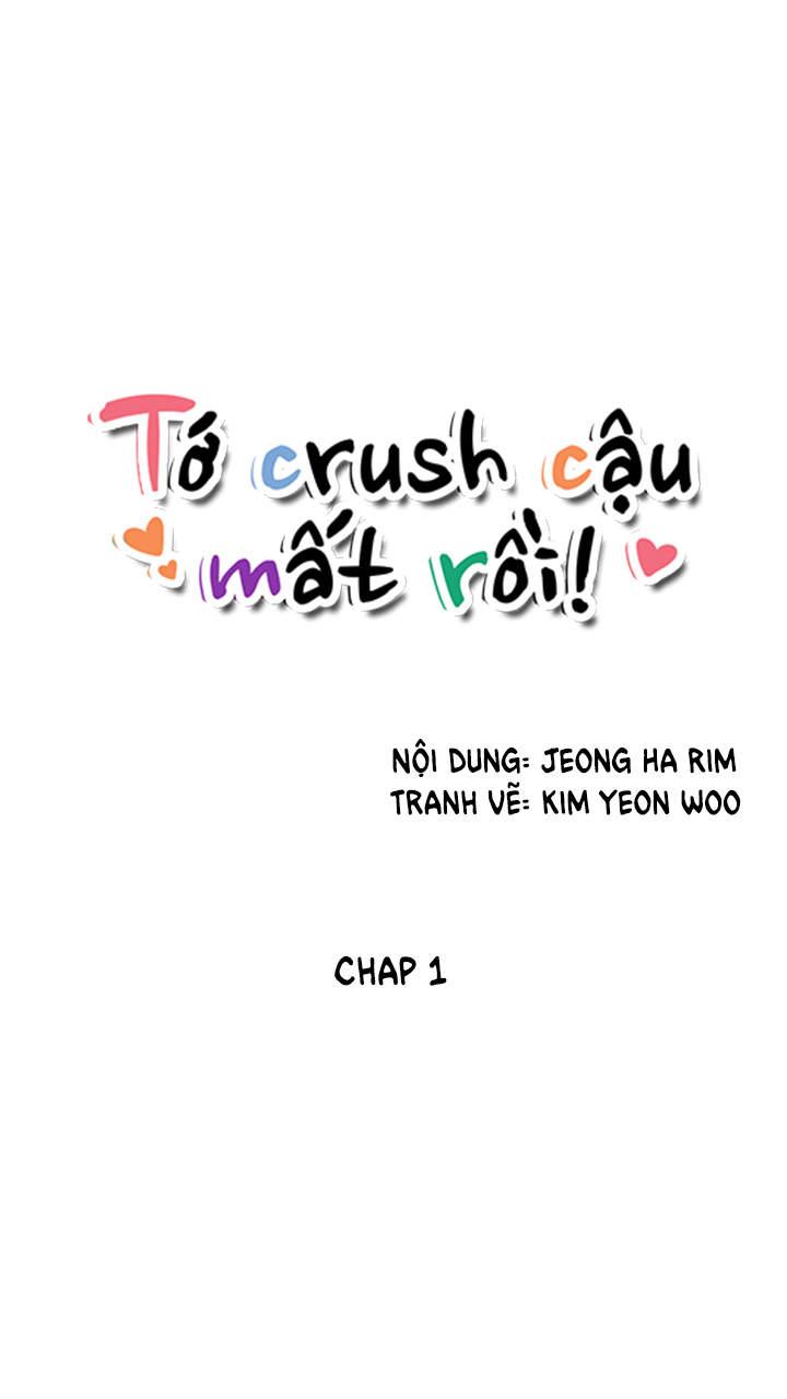 Tớ Crush Cậu Mất Rồi! - Chương 1 - 0